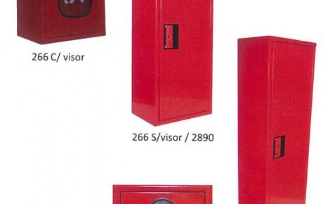 Caixas para extintores